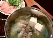 モニター様からのレシピ集「牡蠣と鶏むね肉の鍋」