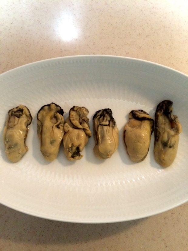 モニター様からのレシピ集「牡蠣の燻製」