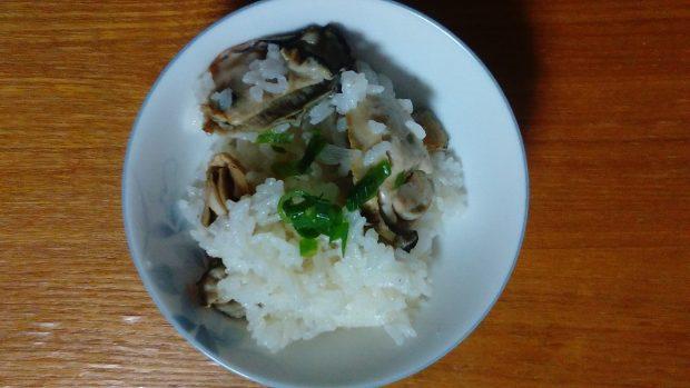 モニター様からのレシピ集「かきご飯」