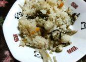 モニター様からのレシピ集「牡蛎の炊き込みご飯」