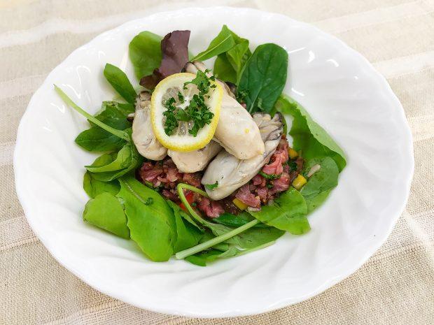 代謝UPに効果!ダイエットしながらしっかり栄養満点の「蒸し牡蠣」