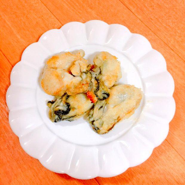 モニター様からのレシピ集「牡蠣のガリーックバターソテー」
