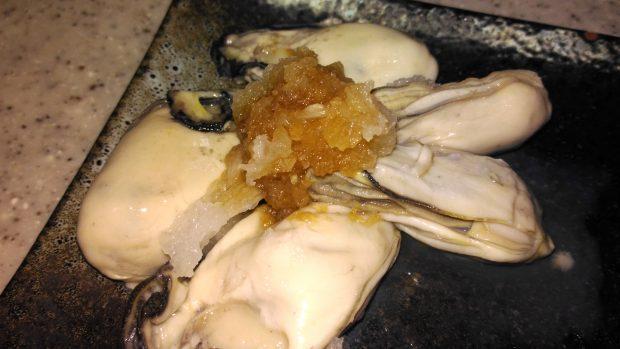 モニター様からのレシピ集「蒸し牡蠣さっぱり和え」