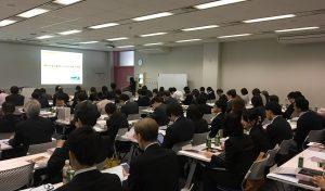 日本食糧栄養学会にてランチョンセミナーを行いました!